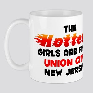 Hot Girls: Union City, NJ Mug