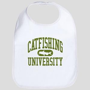 CATFISHING UNIVERSITY Bib
