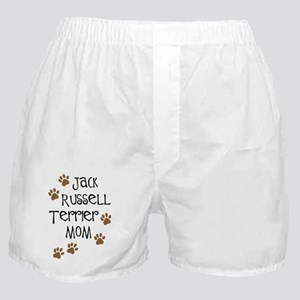Jack Russell Terrier Mom Boxer Shorts