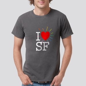 San Francisco, I Love SF, California, CA, The City