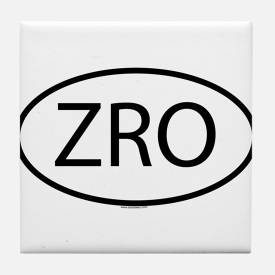 ZRO Tile Coaster