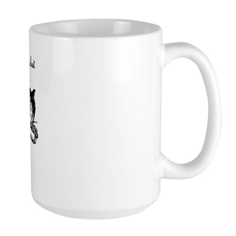 Petit Somme de Chat - Cat Nap Large Mug