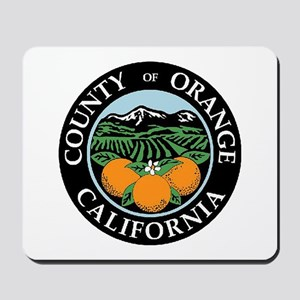 Orange County Mousepad