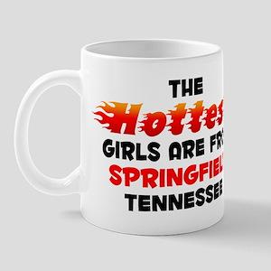 Hot Girls: Springfield, TN Mug