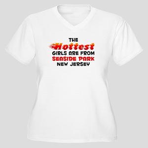 Hot Girls: Seaside Park, NJ Women's Plus Size V-Ne