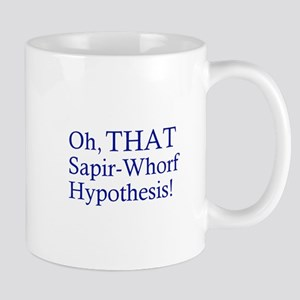 THAT Hypothesis! Mug