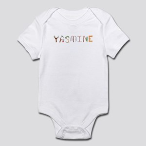 Nature Letters Yasmine Infant Bodysuit