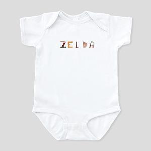 Nature Letters Zelda Infant Bodysuit