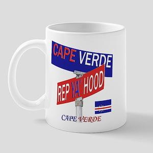 REP CAP VERDE Mug