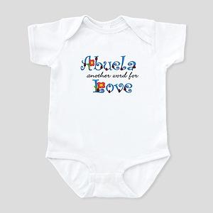 Abuela Love Infant Bodysuit
