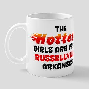 Hot Girls: Russellville, AR Mug