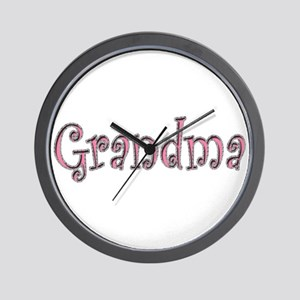 CLICK TO VIEW Grandma Wall Clock
