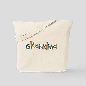 CLICK TO VIEW Grandma Tote Bag
