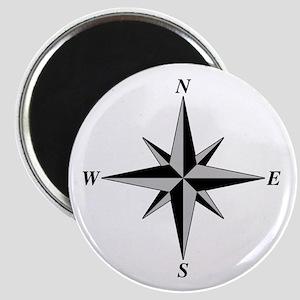 North Arrow Magnet