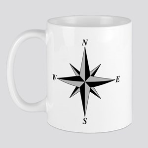 North Arrow Mug