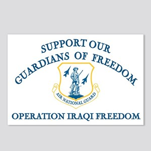 Support Air National Guard-OIF Postcards (Package