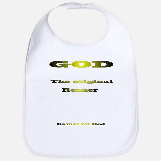 Gamer for God Bib