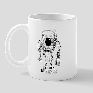 SCUBA Deyever Mug