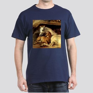 Mare & Foal Mother's Day Dark T-Shirt