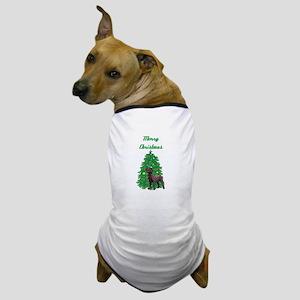 Merry Christmas Labrador Dog T-Shirt