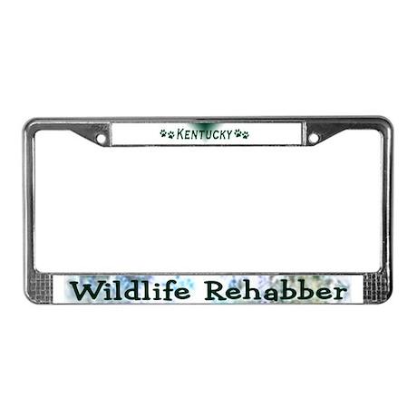 Kentucky License Plate Frame