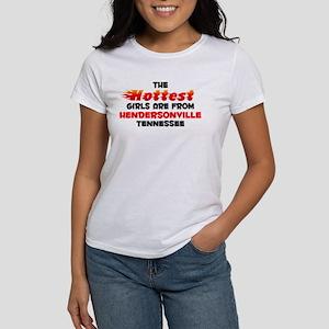 Hot Girls: Hendersonvil, TN Women's T-Shirt