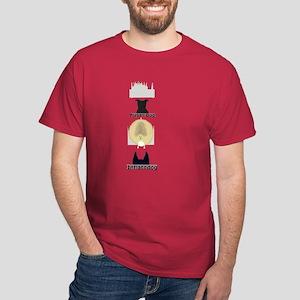 Flyball Inflatodog Dark T-Shirt