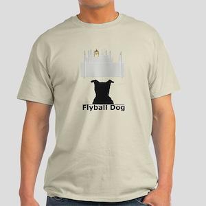 Flyball Inflatodog Light T-Shirt