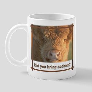 Bring Cookies Mug