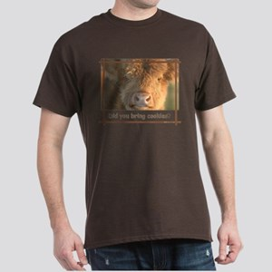 Bring Cookies Dark T-Shirt