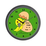 My Child's Name on a Clock