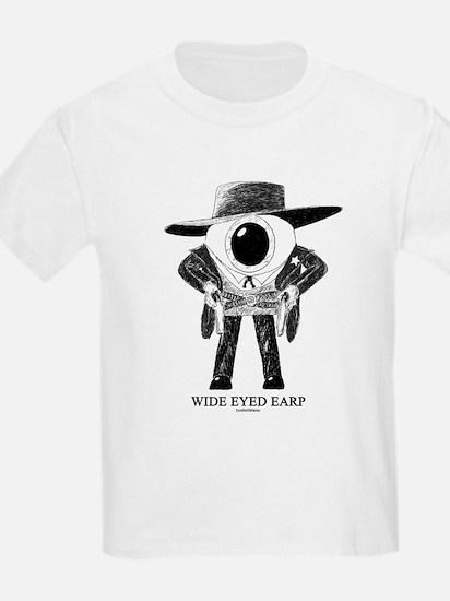 Wide Eyed Earp T-Shirt