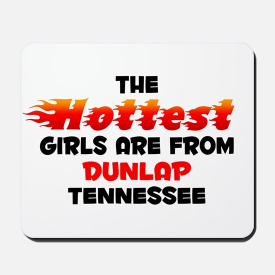 Hot Girls: Dunlap, TN Mousepad