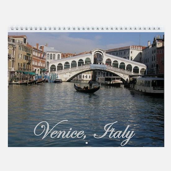 venice italy calendar # 3 Wall Calendar