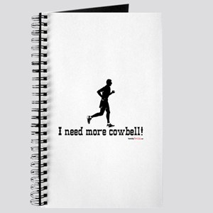 I need more cowbell running Journal