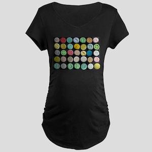 Thizz Maternity Dark T-Shirt