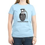 BoneHead Grenade Women's Light T-Shirt