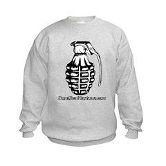 BoneHead Grenade Sweatshirt