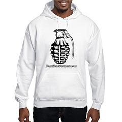 BoneHead Grenade Hoodie