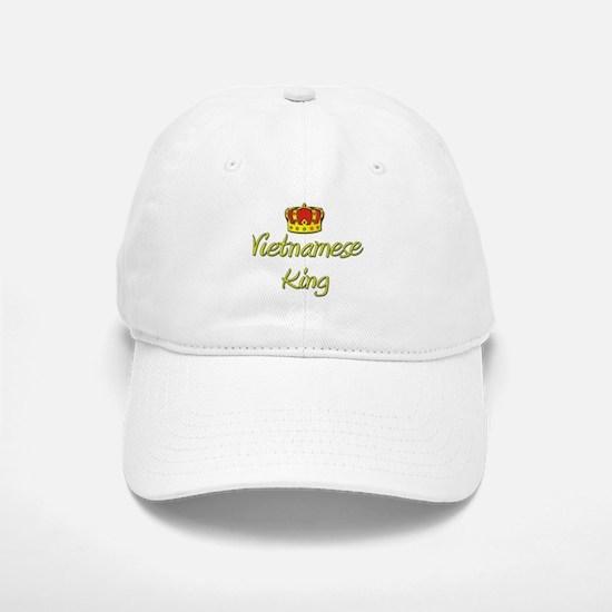 Vietnamese King Baseball Baseball Cap