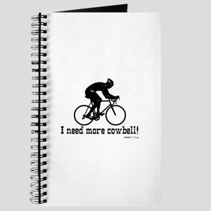 I need more cowbell cycling Journal