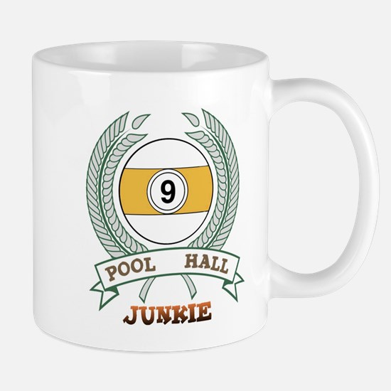 Unique Pool hall Mug