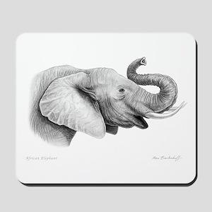 Lucky Elephant ~ Mousepad
