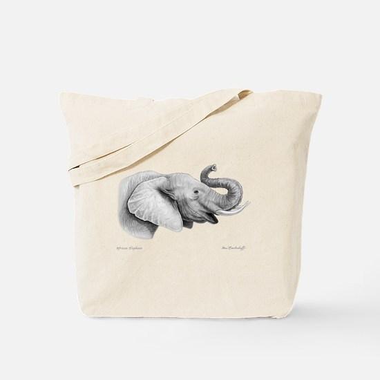 Lucky Elephant ~ Tote Bag