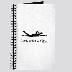 I need more cowbell swimming Journal