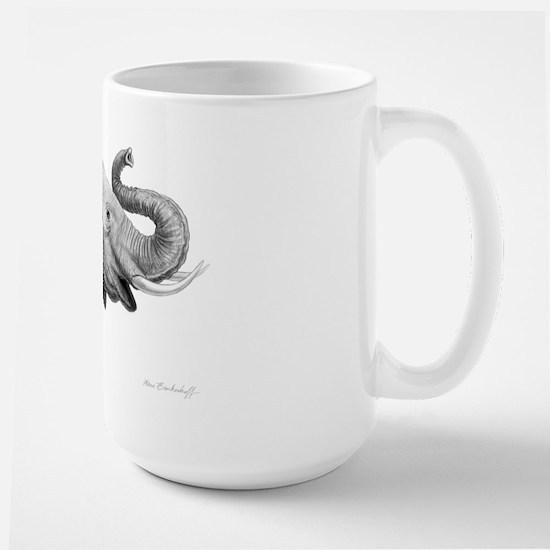 Lucky Elephant ~ Large Mug