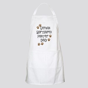 G. Shorthaired Pointer Dad BBQ Apron