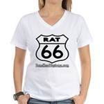 RAT 66 Women's V-Neck T-Shirt