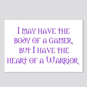 Heart of a Warrior Postcards (Package of 8)