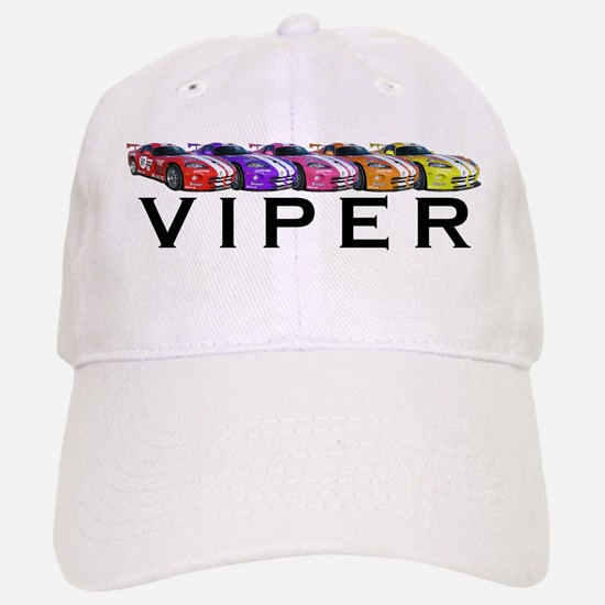 Dodge Viper Baseball Baseball Cap